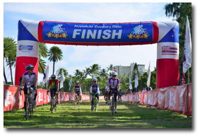 Bike Honolulu Registration Form The Honolulu Century Ride is