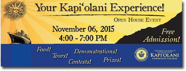 Kapiolani Community College Your Kapi Olani Experience Kaimuki