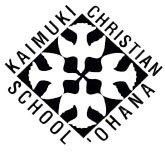 Kaimuki Christian School