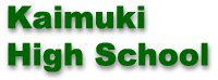 Kaimuki High Project Graduation