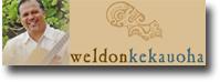 Weldon Kekauoha Music