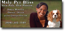 Malu Pet Bliss