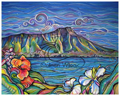 colleen wilcox art kaimuki honolulu hawaii news