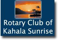Rotary Club of Kahala Sunrise