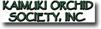 Kaimuki Orchid Society, Inc.