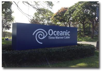 Oceanic Time Warner Business Class Hawaii - Kaimuki - Honolulu ...