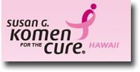 Susan G. Komen for the Cure Hawaii Affiliate