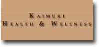 Kaimuki Health & Wellness
