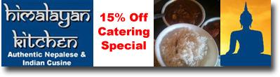 Himalayan Kitchen 10 Off Catering Coupon Kaimuki Discount Kaimuki Honolulu Hawaii News