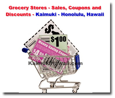 Hawaii coupons and discounts