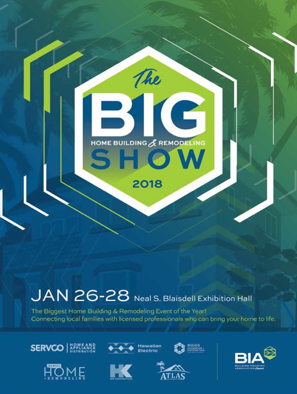 Bia Home Building Remodeling Show 2018 Coupon Discount Kaimuki Honolulu Hawaii News