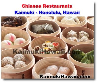 Chinese Food In Kaimuki