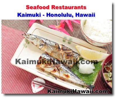 Seafood Restaurants Kaimuki Honolulu Hawaii News