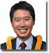Past Honolulu City Council District IV 4 - Stanley Chang