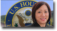 Past Hawaii US Representative - Congressional District 1 - Congresswoman Co