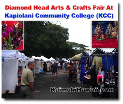 Diamond Head Arts And Crafts Fair