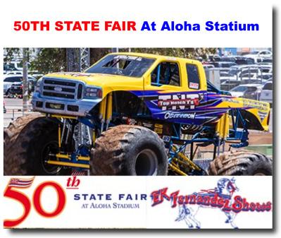 50TH STATE FAIR at Aloha Stadium - 2019 - Kaimuki - Honolulu, Hawaii