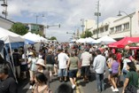 Crowds are out in full force during Celebrate Kaimuki Kanikapila 2011