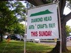 Shop for Christmas gifts and treats at the Diamond Head Arts Crafts Fair