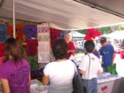 Local businesses get a chance to showcase their products at the Diamond Head Arts & Crafts Fair