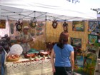Local artists and merchants display their best products