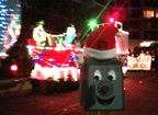 Hawaii Self Storage at the 2011 Kaimuki Christmas Parade. We had a great time!