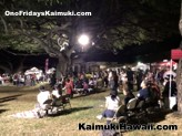 Kaimukians and visitors came out to support Ono Fridays Kaimuki fundraiser for KHS Football Team!