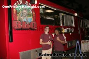 Tin Hut BBQ food truck is here for Ono Fridays Kaimuki!