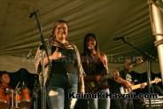 Great music from Shyne during the 2016 Kaimuki Carnival at Kaimuki High School