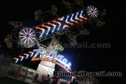 Come aboard the Zipper ride at the 2016 Kaimuki Carnival on the grounds of Kaimuki High School