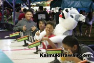 Cool prizes for the lucky winners at the 2016 Kaimuki Carnival